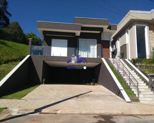 Casa A Venda Em Santana De Parnaíba Com 3 Dorms E 3 Vagas - Cond. Reserva Santa Anna - Ca00850 - 69442608