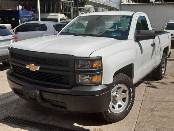 Chevrolet Silverado 1500 Manual Ac 2014