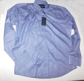 4e5156cd44 Camisa Armani - Camisas Manga Larga de Hombre en Mercado Libre Argentina