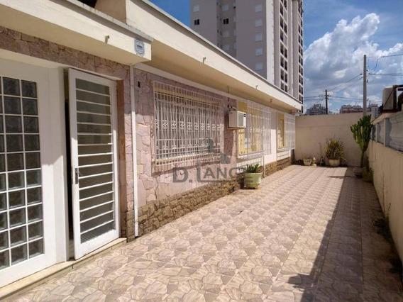Casa Com 3 Dormitórios Para Alugar, 160 M² Por R$ 2.500,00/mês - Jardim Nossa Senhora Auxiliadora - Campinas/sp - Ca12885