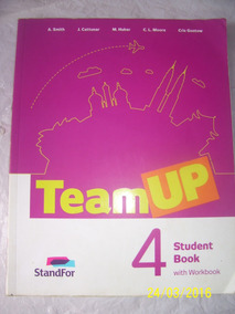Livro Team Up Student Book