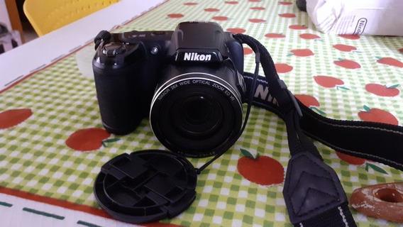 Câmera Nikon Coolpix L810 Usada