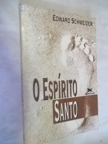 * Livros - O Espirito Santo - Religião