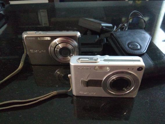 Câmera Digital Casio (2)