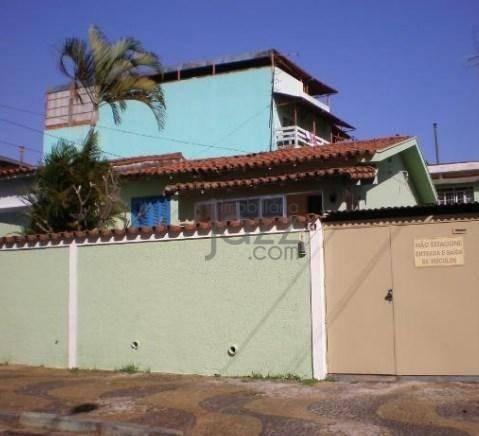 Casa Residencial À Venda, Vila Nova, Campinas. - Ca3537