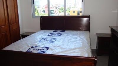 Alquilo Apartamento Amueblado En Naco De Una Habitacion