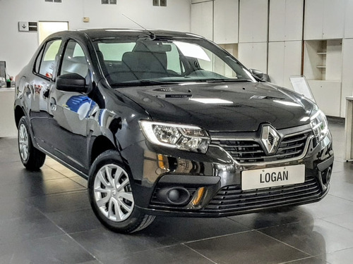 Renault  Logan Life  Tasa 0%  (rich)