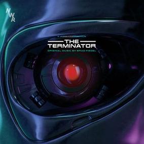Lp Fiedel,brad Terminator / O.s.t.