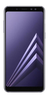 Smartphone Samsung A8+, Octa Core, 6,0, 64gb, 16mp Ametista