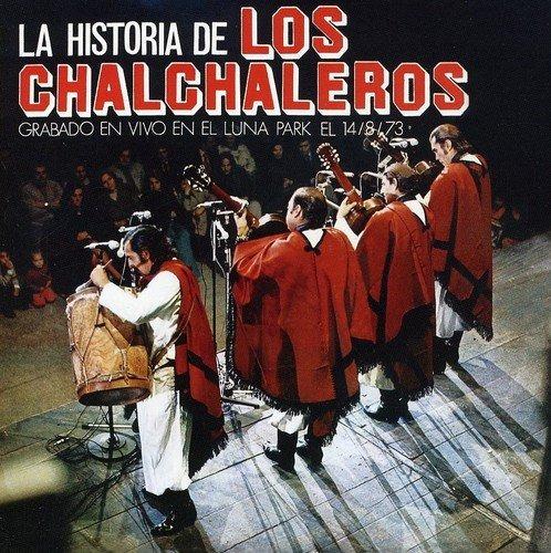 Cd : Los Chalchaleros - La Historia De Los Chalchaleros (cd)