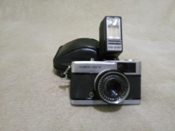 Câmera Fotografica Olimpus Raridade