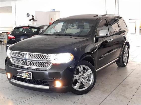 Dodge Durango Durango Citadel 3.6 24v 4x4 Aut. Gasolina Aut