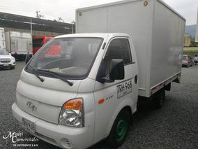Hyundai Porter H100 Modelo 2012 Furgón Seco
