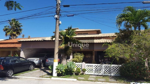 Casa Com 5 Dormitórios À Venda, 450 M² Por R$ 1.200.000,00 - Balneário São Pedro - São Pedro Da Aldeia/rj - Ca0861