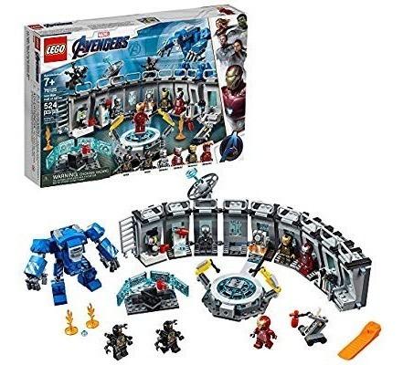 Lego Avengers Endgame, Armaduras De Iron Man 76125
