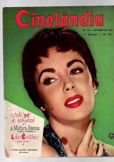 Revista Cinelândia Elizabeth Taylor Nº 70