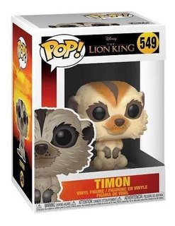 Funko Pop 549 Timon - The Lion King
