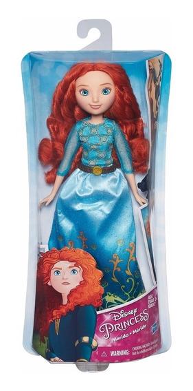 Boneca Merida - Princesas Disney B5825 Hasbro