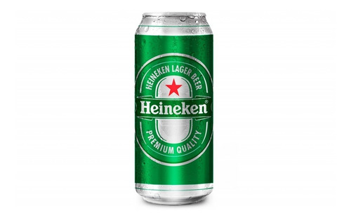 Imagen 1 de 5 de Cerveza Heineken Lata 473cc