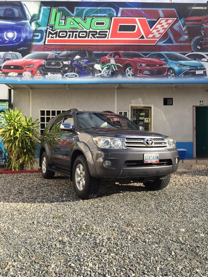 Toyota Fortuner Sr 4x4