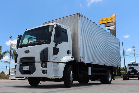 Ford Cargo 1719 Toco 2013 Bau 7 = Vw Volks Mb Mercedes