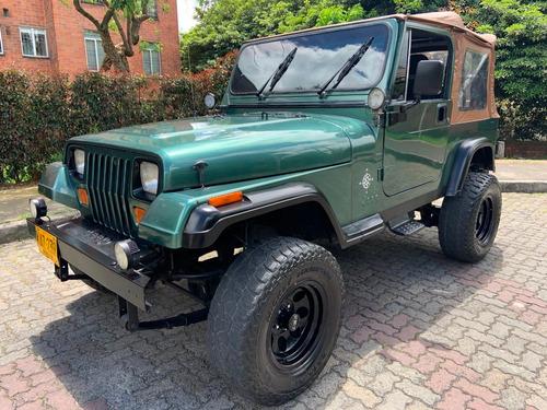 Jeep Wrangler 1993 4x4 Carpado