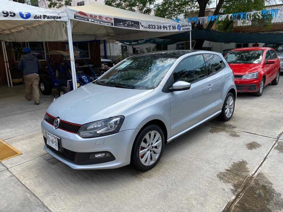 Volkswagen Polo Gti 1.4 At 2014