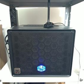 Pc Gamer Mini-itx I5 6400, Gtx 1050ti, 8gb Memória,ssd 120gb