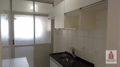 Apartamento Com 2 Dormitórios Para Alugar, 55 M² Por R$ 1.450/mês - Vila Miriam - Guarulhos/sp - Ap0774