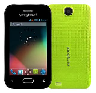 Teléfono Celular Barato Verykool S351 Android Doble Sim
