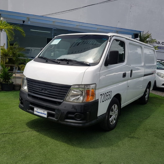 Nissan Urvan 2012 $8900