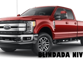 Ford F-250 6.7l Super Duty Cab Dob Diesel 4x4 At Blindada N7