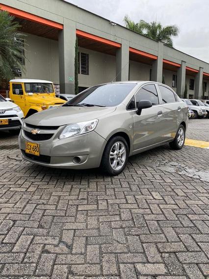Chevrolet Sail Ls Sedan 2016
