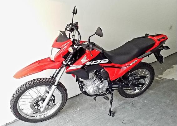 Honda Bros 160 - Zero Km