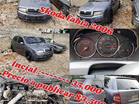Skoda Fabia Inicial 39,000 Contáctenos 829-633-0280