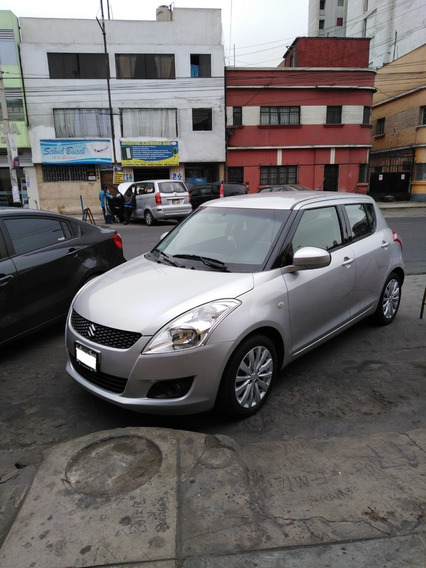 Suzuki Swift Hatchback Full Año 2013 Modelo 2014, Automatico