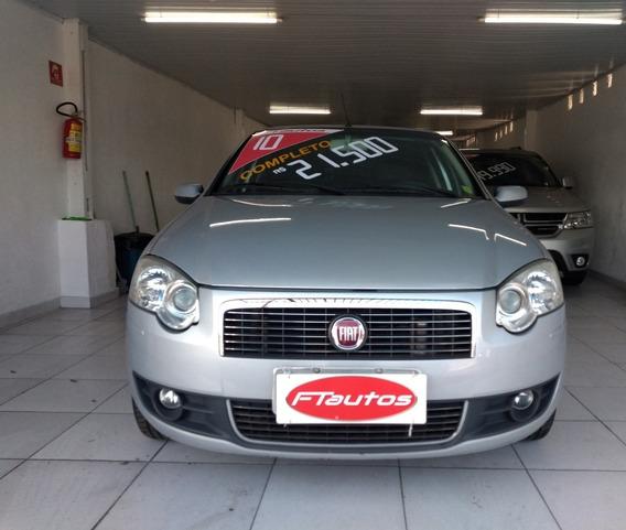 Fiat Palio Elx Attractive 1.0 Completo Rodas De Liga Leve