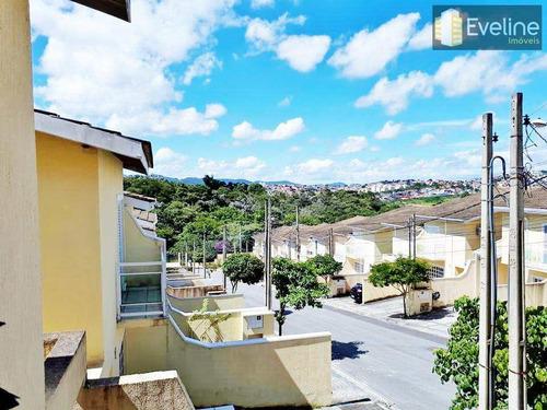 Condomínio Jardim Europa - Casa A Venda Em Mogi Das Cruzes De 3 - V441