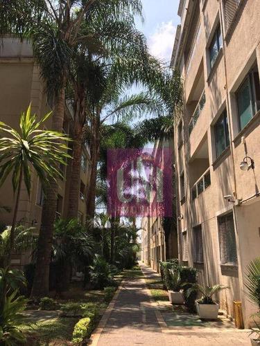 Imagem 1 de 12 de Apartamento Com 3 Dormitórios À Venda, 65 M² Por R$ 320.000 - Vila São Pedro - Santo André/sp - Ap2099