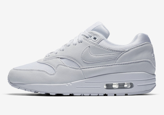Zapatillas Nike Air Max 1 White Mujer