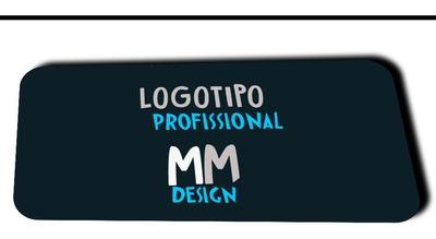 Logotipo Profissional Personalizada