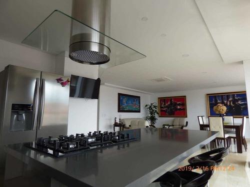 Imagen 1 de 14 de Penthouse En Venta En Envigado, El Portal