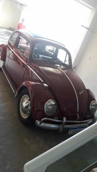 Volkswagen Fusca Conversível