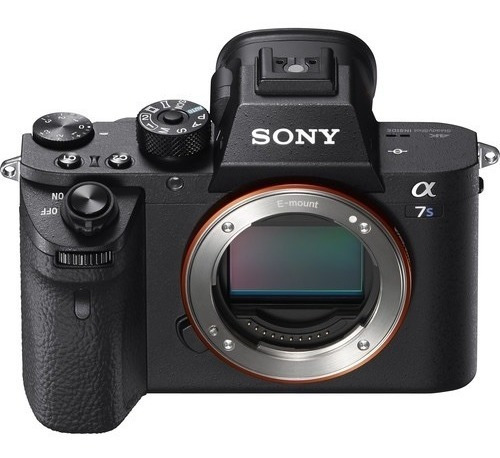 Camera Digital Sony Alpha A7s Ii Mirrorless Profissional
