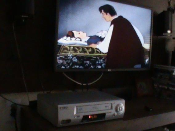 Video Casste Semp 7 Cabeças Suoer Conservado
