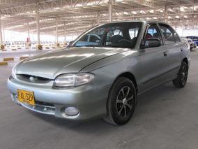 Hyundai Accent Ls Mt 1300cc 5p