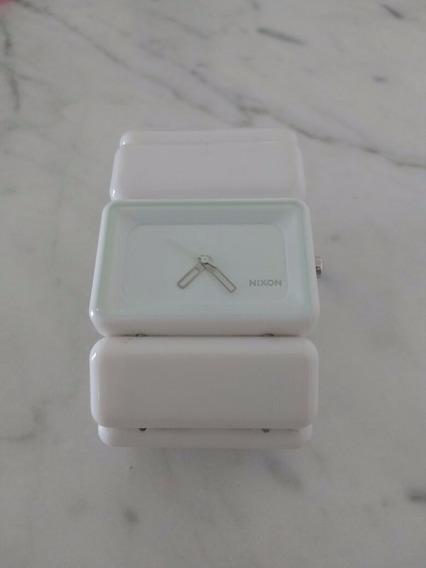 Relógio Nixon Vega White