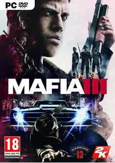 Mafia Iii Pc Nuevo Sellado Envío Gratis Excelente Precio