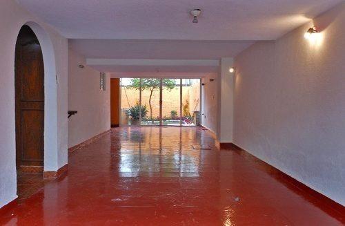 Casa Renta 3 Habitaciones. Haciendas De Coyoacán.