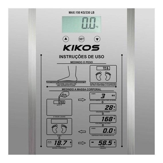 Balança Digital Ison Kikos
